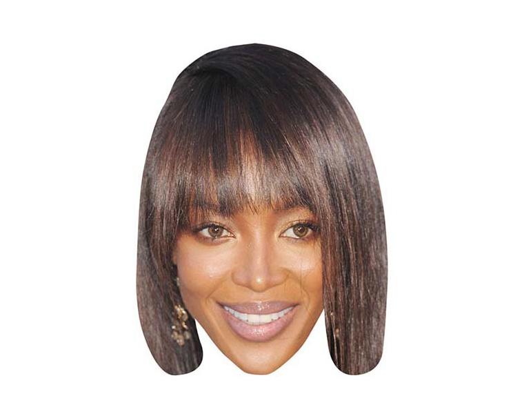 Naomi Campell Face Mask - naomi_campbell_1889420889