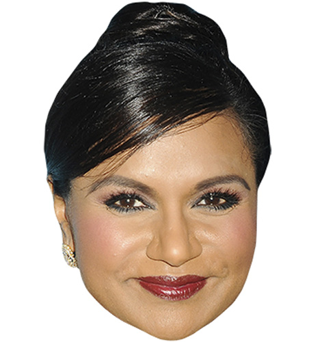 Amazon.com: Celebrity Cutouts Mindy Kaling Big Head ...
