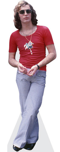 Robin Gibb 1970s Life Size Cutout
