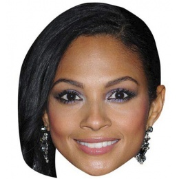 Alesha Dixon Face Mask