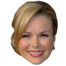 Amanda Holden Face Mask