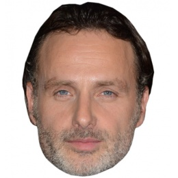 andrew-lincoln-celebrity-mask