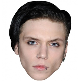 andy-biersack-celebrity-mask