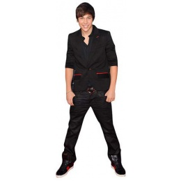 austin mahone cutout