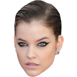 barbara-palvin-celebrity-mask