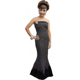 bianca-del-rio-black-dress-cardboard-cutout