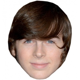 chandler-riggs-celebrity-mask