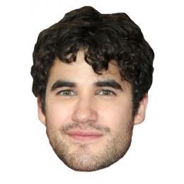 Darren Criss Cardboard Cutout mini size Standee.