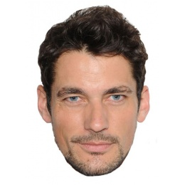David Gandy Face Mask