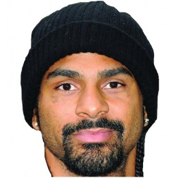 David Haye Face Mask