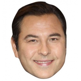David Walliams Face Mask