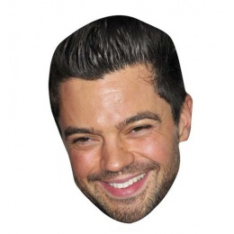 Dominic Cooper Face Mask
