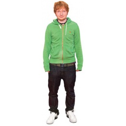 ed sheeran cutout