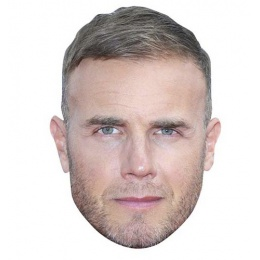 Gary Barlow Face Mask
