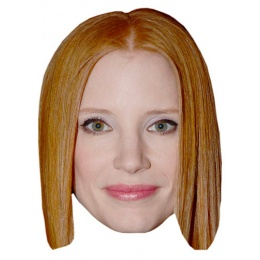 jessica-chastain-celebrity-mask