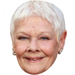 judi-dench-celebrity-mask