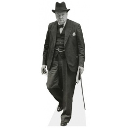 winston-churchill-cardboard-cutout