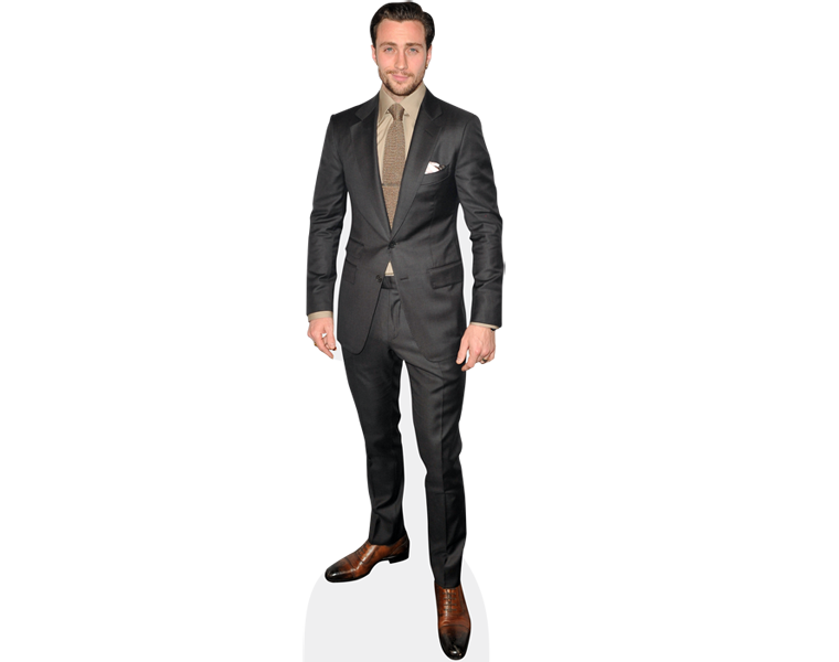 aaron-taylor-johnson-grey-suit-cardboard-cutout