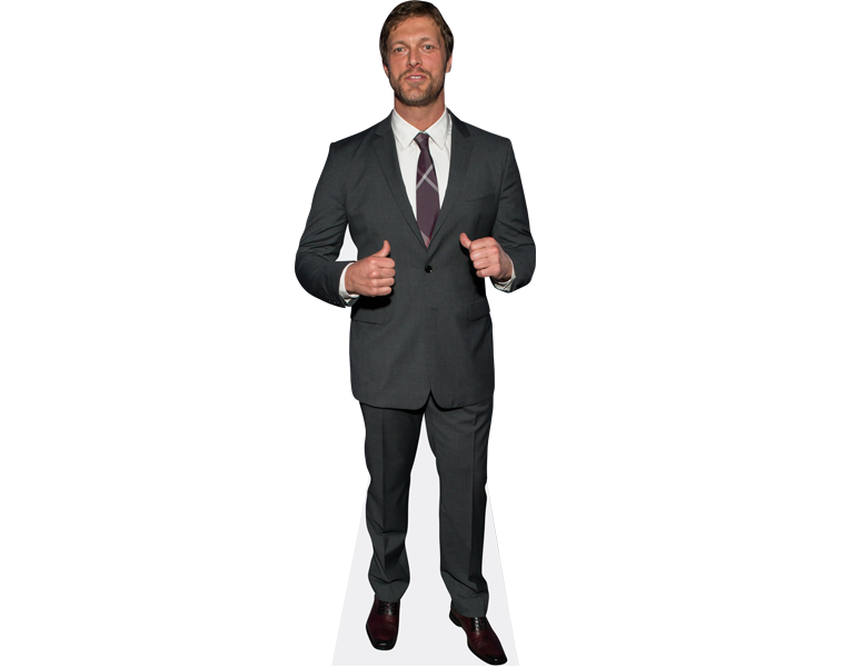 adam-copeland-grey-suit-cardboard-cutout