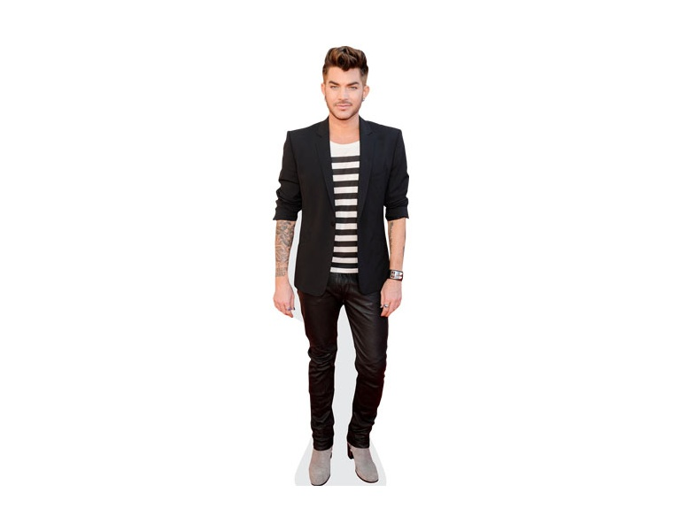 adam-lambert-striped-tshirt-cardboard-cutout_576826989