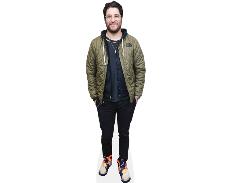 adam-pally-casual-cardboard-cutout