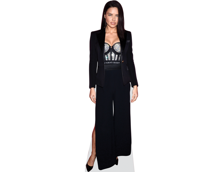adriana-lima-long-dress-cardboard-cutout
