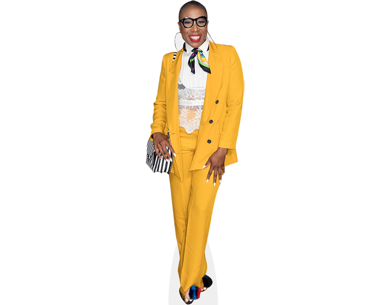 aisha-hinds-yellow-suit-cardboard-cutout_455726116