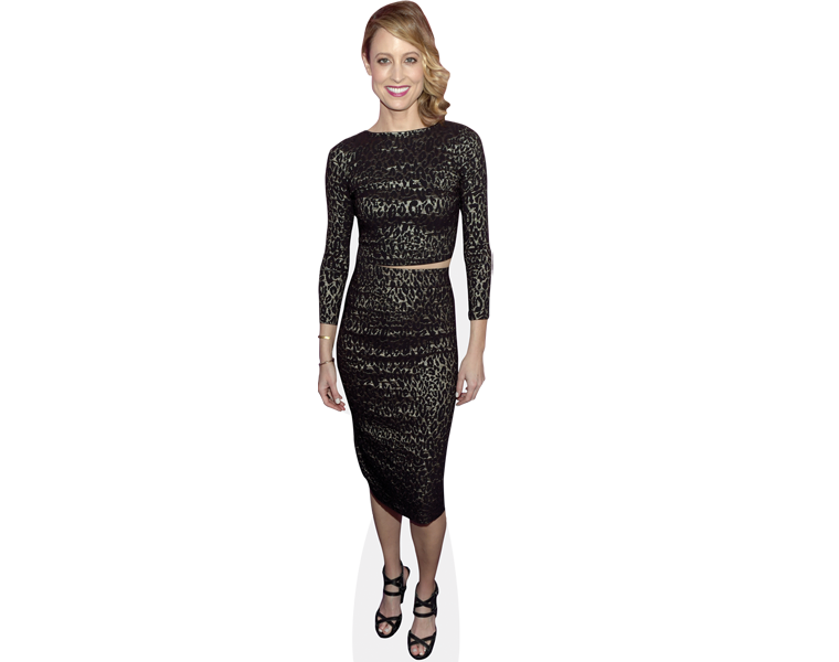 alexie-gilmore-black-dress-cardboard-cutout