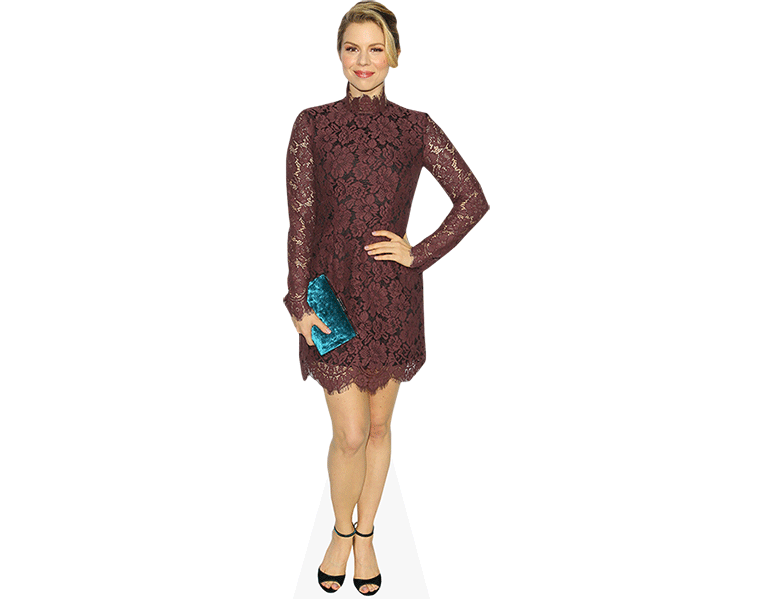 ali-liebert-short-dress-cardboard-cutout