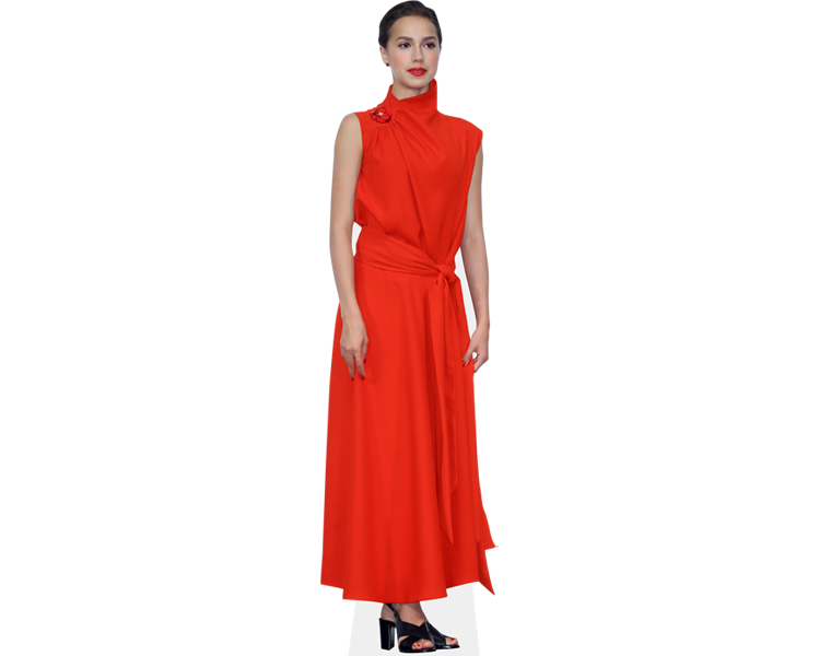 alina-zagitova-red-dress-cardboard-cutout
