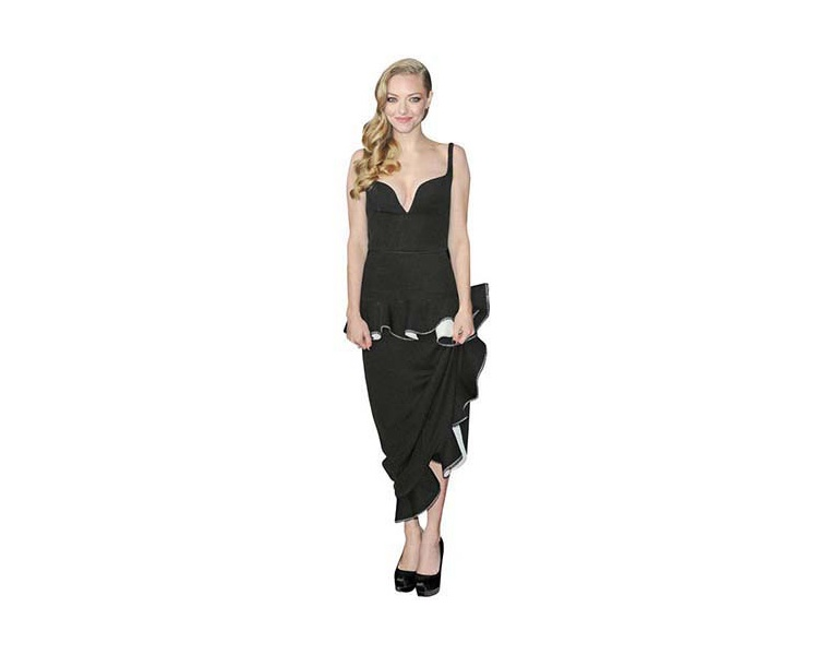 amanda seyfried cutout