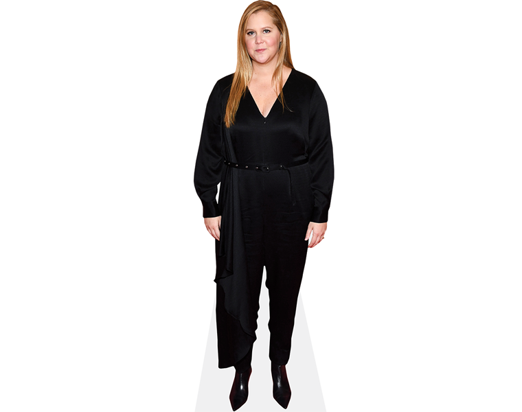 amy-schumer-black-outfit-cardboard-cutout