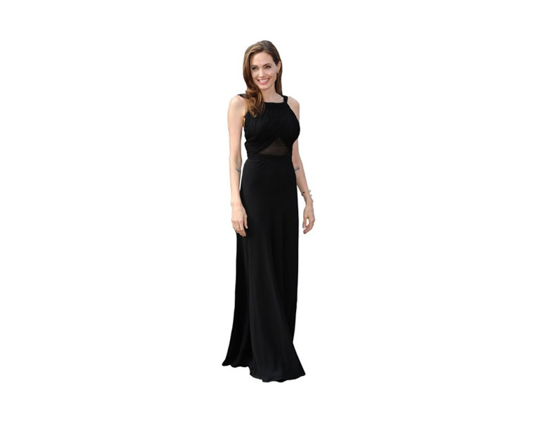 angelina-jolie-black-dress-cardboard-cutout