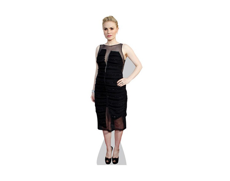 anna-paquin-black-dress-cardboard-cutout