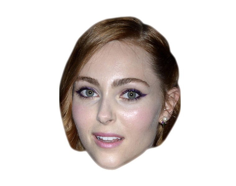 printable celebrity faces   ... Face Mask by Celebrity ...