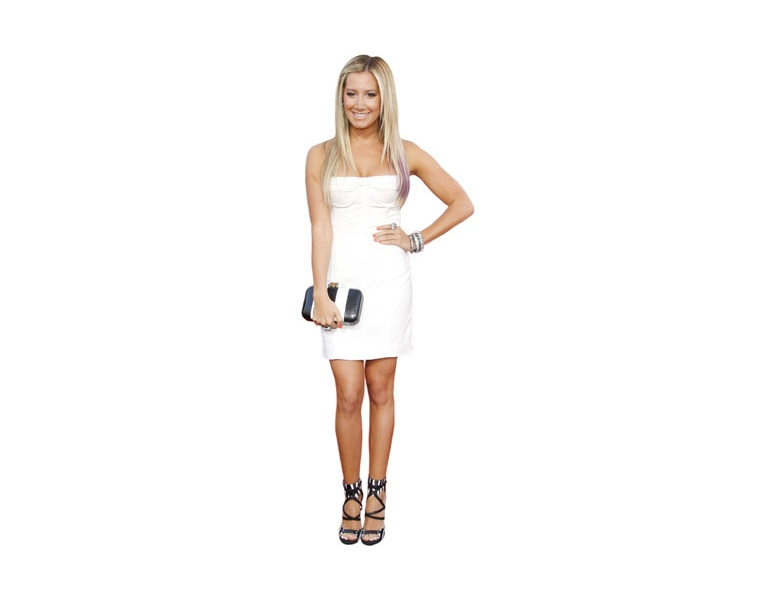 ashley-tisdale-white-dress-cardboard-cutout