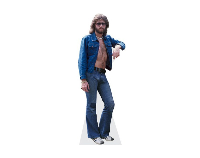 barry-gibb-1970s-cardboard-cutout