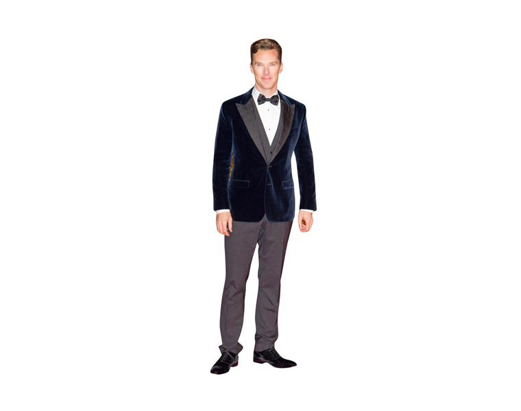 benedict cumberbatch blue jacket cutout