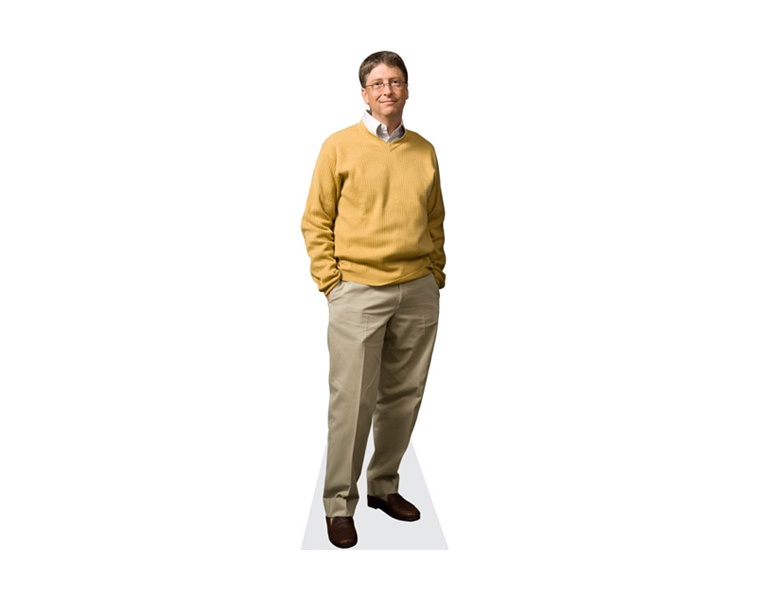 bill-gates-cardboard-cutout
