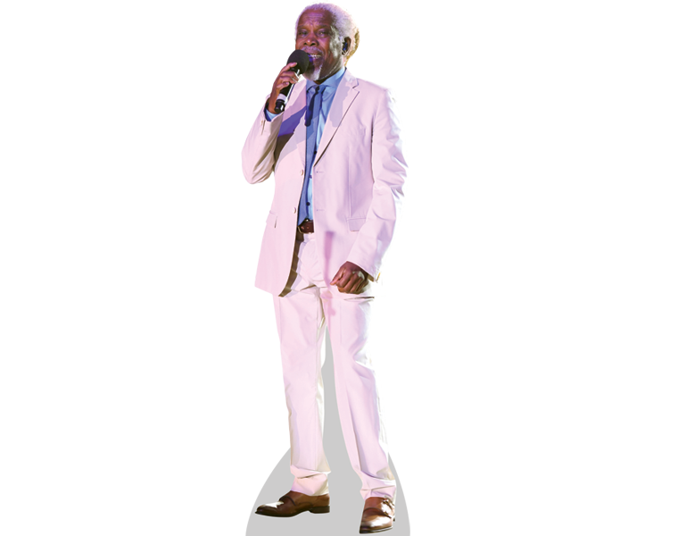 billy-ocean-singing-cardboard-cutout