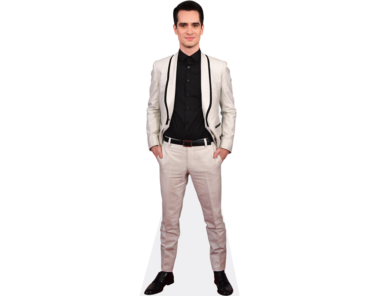 brendon-urie-white-suit-cardboard-cutout