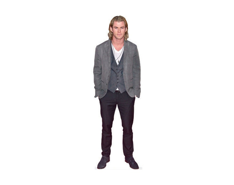 chris-hemsworth-long-hair-cardboard-cutout