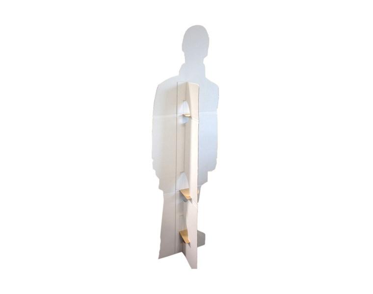 Denzel Washington Cardboard Cutout lifesize Standee.