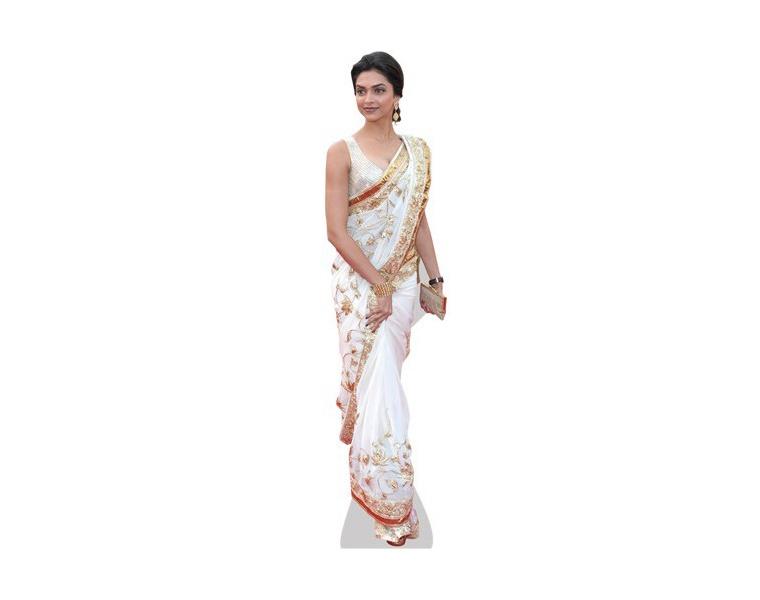 Deepika padukone life size celebrity vip cardboard cutout standee deepika padukone cardboard cutout voltagebd Images