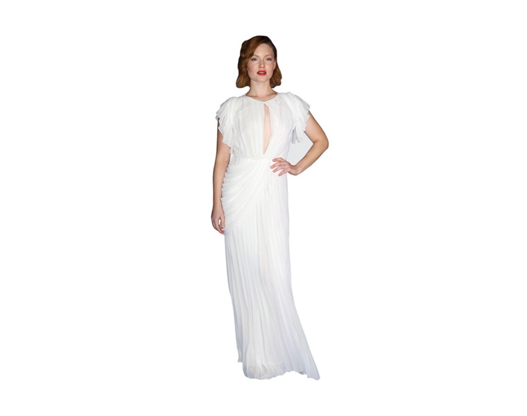 holliday-grainger-cardboard-cutout