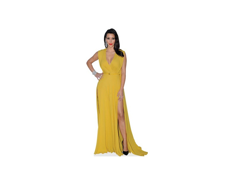 kim-kardashian-yellow-gown-cutout