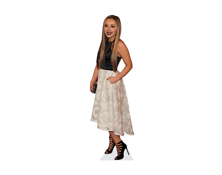 Ruby O: Ruby O'Donnell Life Size Celebrity VIP Cardboard Cutout